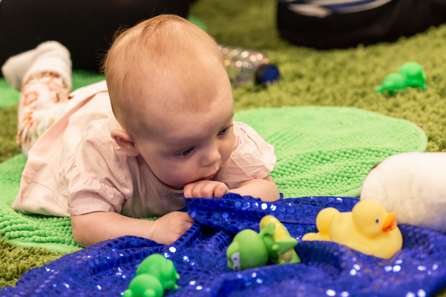baby and toddler sensory