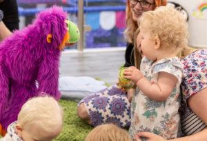 fun toddler sensory class