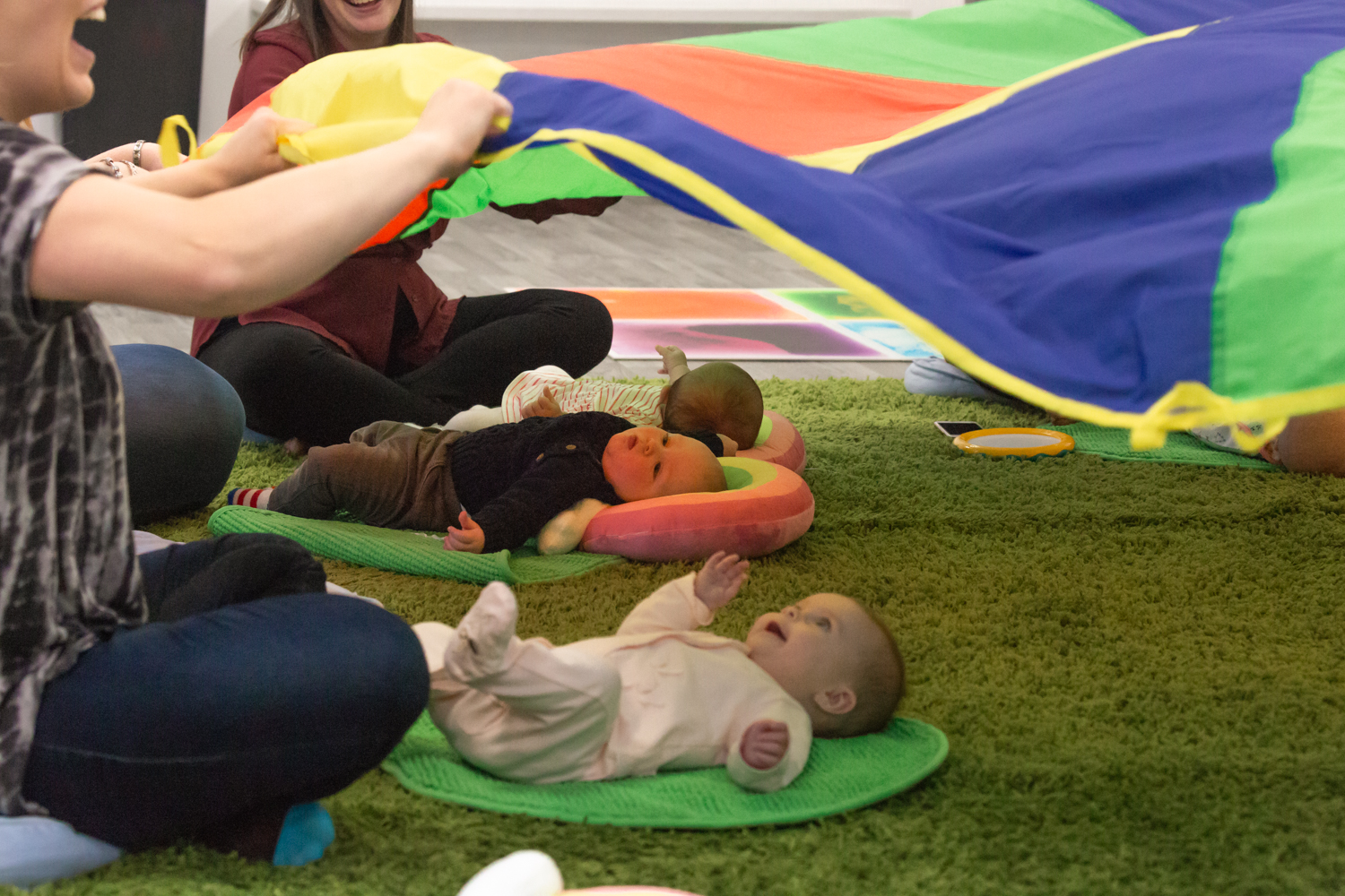 Sheffield baby and toddler classes