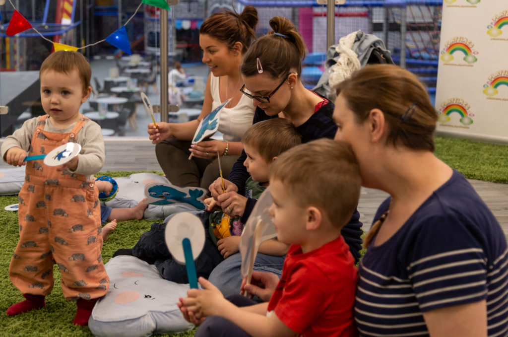 Sheffield baby and toddler activities