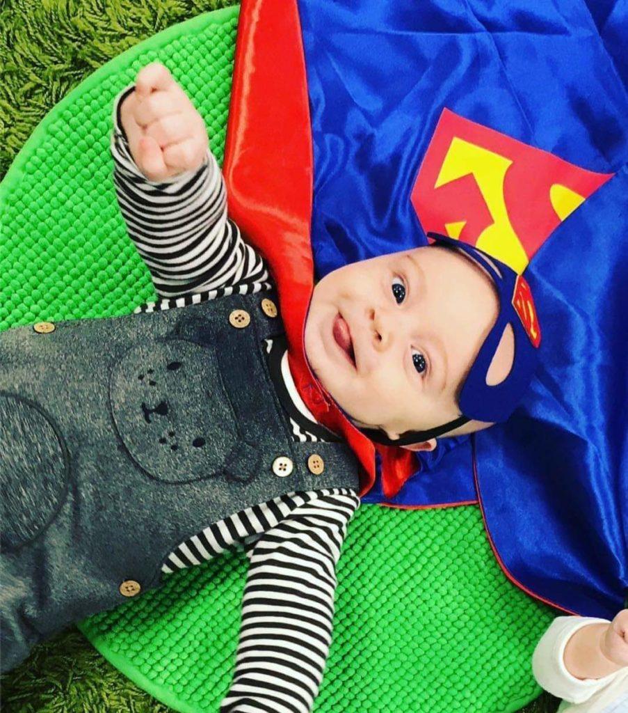 Sheffield baby classes sensory play