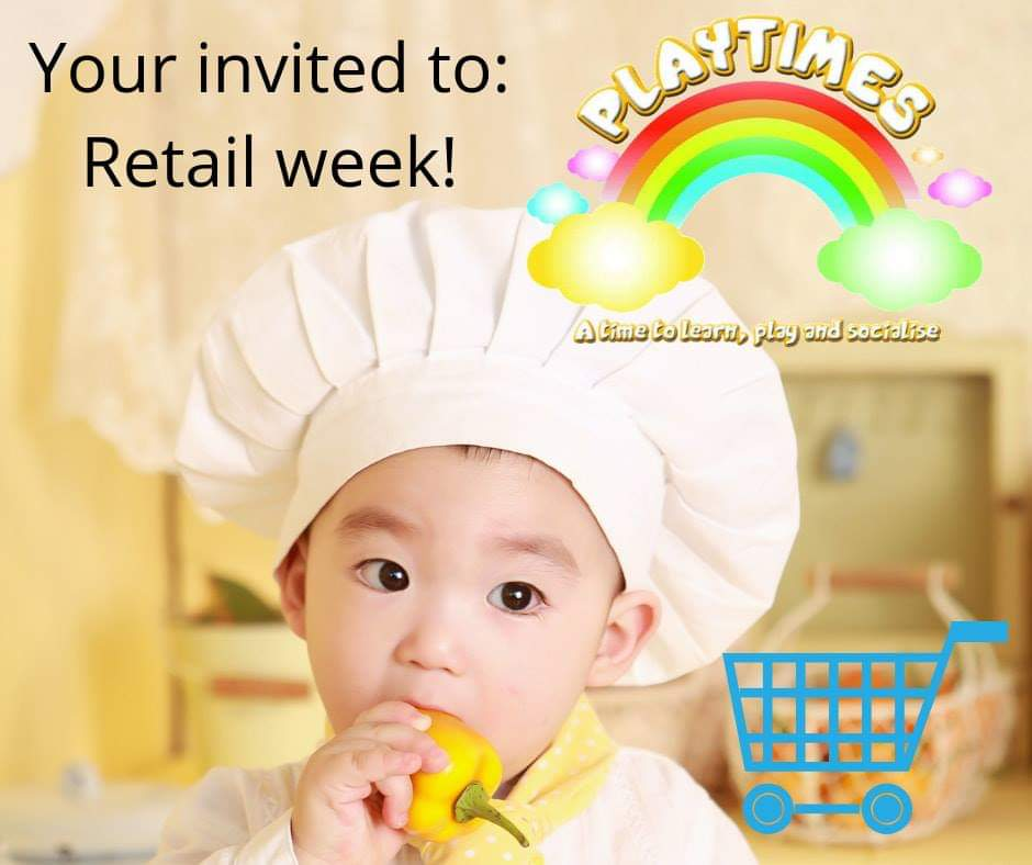 shopping week baby toddler