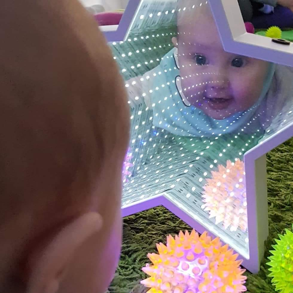 sensory baby activities